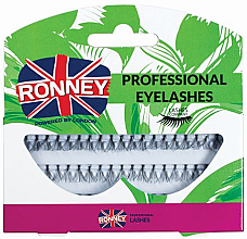 Духи, Парфюмерия, косметика Набор пучковых ресниц - Ronney Professional Eyelashes 00032