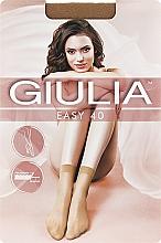 """Духи, Парфюмерия, косметика Носки """"Easy 40"""" для женщин, visone - Giulia"""