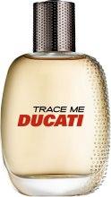 Духи, Парфюмерия, косметика Ducati Trace Me - Туалетная вода (тестер с крышечкой)