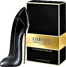 Духи, Парфюмерия, косметика Carolina Herrera Good Girl Supreme - Парфюмированная вода (мини)