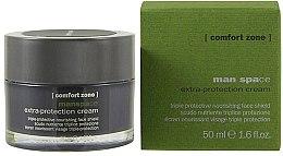 Духи, Парфюмерия, косметика Питательный крем для лица с экстразащитой - Comfort Zone Man Space Extra-Protection Cream