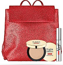 Духи, Парфюмерия, косметика Набор - Pupa Extreme & Light Infusion 2019 (mascara/12ml + highlighter/4g + bag)