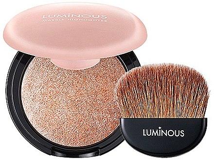 Мраморный хайлайтер для лица - Tony Moly Luminous Marble Highlighter