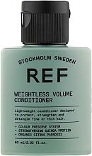 Духи, Парфюмерия, косметика Кондиционер для объема волос - REF Weightless Volume Conditioner (мини)