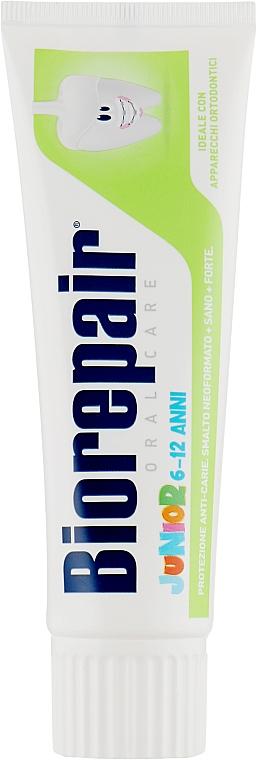Детская зубная паста, 6-12 лет - BioRepair Junior