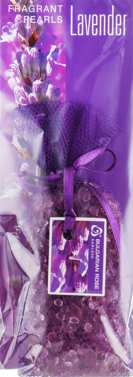 "Ароматизирующие жемчужины ""Лаванда"" - Bulgarska Rosa Lavender — фото N1"