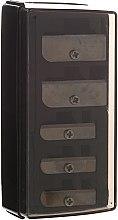 Духи, Парфюмерия, косметика Точилка для карандашей косметическая 4119, черная - Donegal
