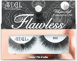Духи, Парфюмерия, косметика Накладные ресницы - Ardell Flawless Lashes 802