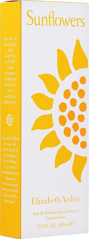Elizabeth Arden Elizabeth Arden Sunflowers - Туалетная вода
