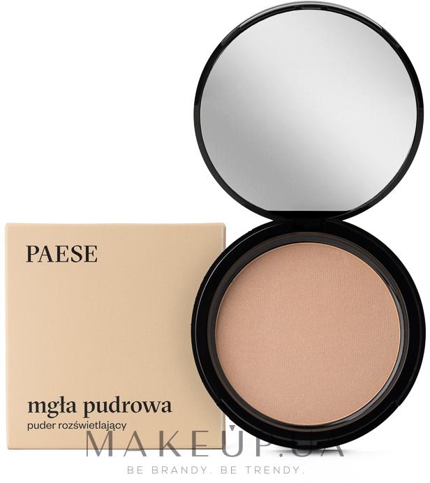 Компактна пудра - Paese Sheer Glow Powder — фото 12 - Натуральный