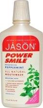 Духи, Парфюмерия, косметика Ополаскиватель для полости рта освежающий с корицей - Jason Natural Cosmetics Power Smile
