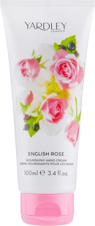 Крем для рук - Yardley English Rose Nourishing Hand Cream