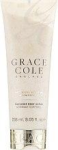 Духи, Парфюмерия, косметика Скраб для тела - Grace Cole Boutique Nectarine Blossom & Grapefruit Radiance Body Scrub