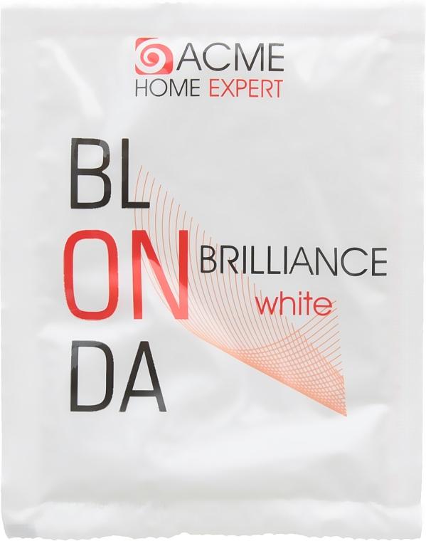 Осветляющая пудра для волос - Acme Color Acme Home Expert Blonda Brilliance White