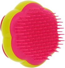 Расческа для волос - Tangle Teezer Magic Flowerpot Princess Pink  — фото N4