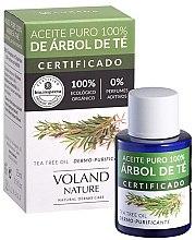 Духи, Парфюмерия, косметика Натуральное масло чайного дерева - Voland Nature Tea Tree Oil