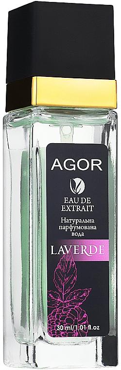 Agor Laverde - Парфюмированная вода