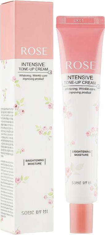 Интенсивный тонизирующий крем для лица - Some By Mi Rose Intensive Tone-Up Cream