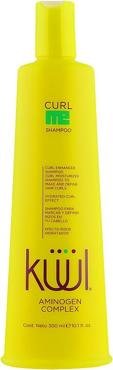 Шампунь для кудрявых волос - Kuul Curl Me Shampooo