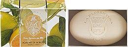 """Духи, Парфюмерия, косметика Мыло в коробке """"Цитрус из садов Боболи"""" - La Florentina Boboli Citrus Bath Soap"""