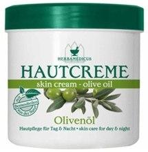 Духи, Парфюмерия, косметика Крем для тела с оливковым маслом - Herbamedicus Skin Cream Olive Oil