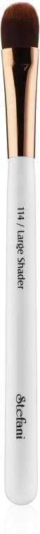 Кисть для нанесения теней, 114/Large Shader - Stefani Carlotte