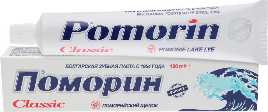 Зубная паста - Alen Mak Pomorin Classic Toothpaste