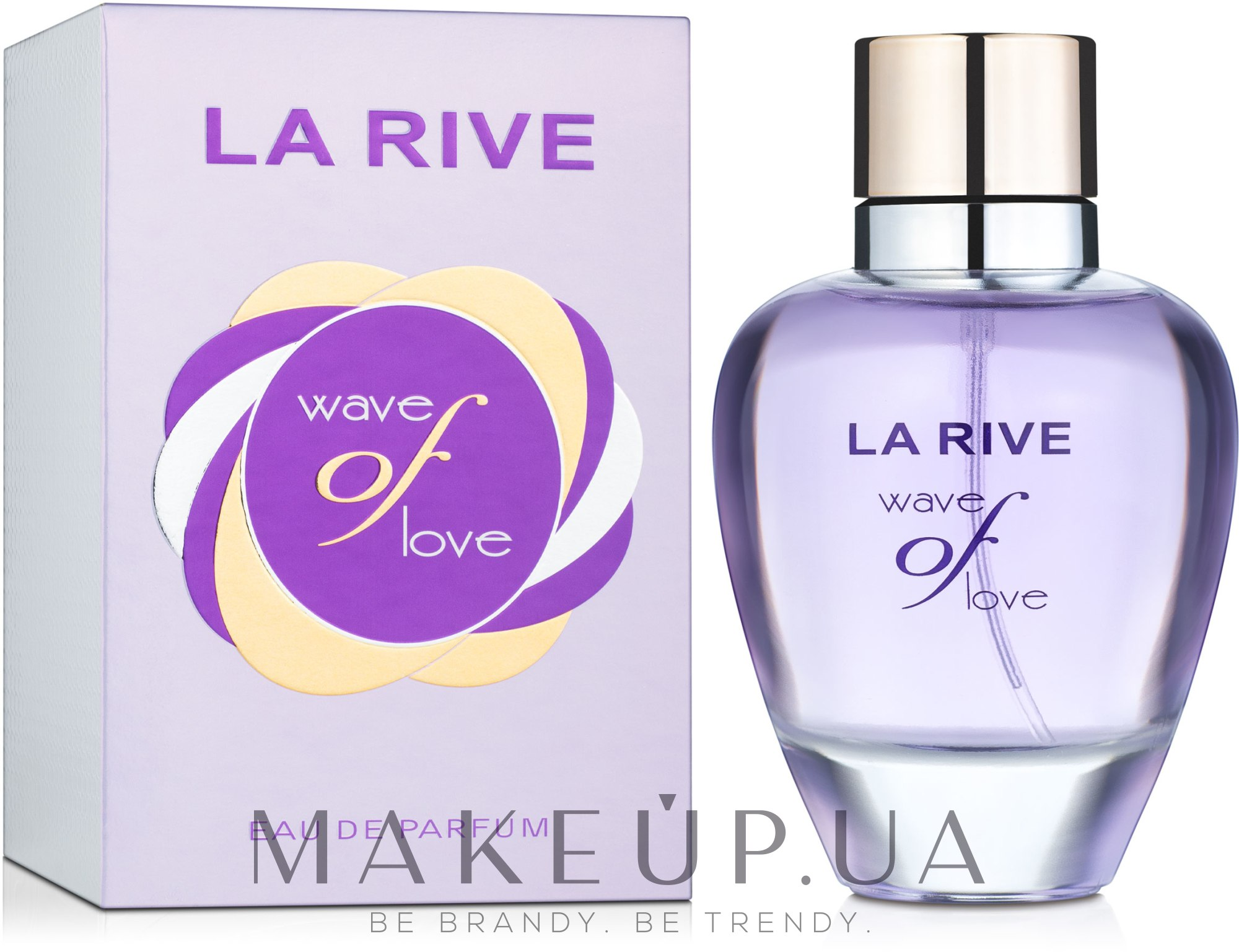 La Rive Wave Of Love - Парфюмированная вода — фото 90ml