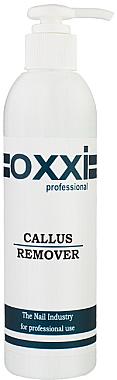 Кислотный пилинг для педикюра - Oxxi Professional Callus Remover
