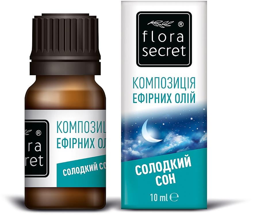 """Смесь эфирных масел """"Здоровый сон"""" - Flora Secret"""
