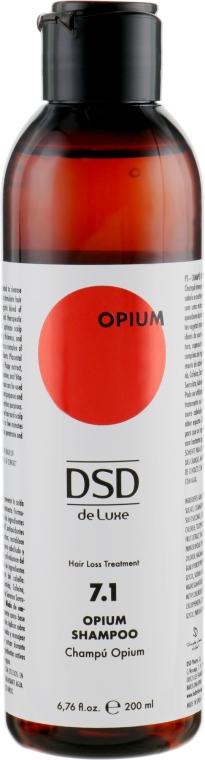Шампунь для волос - Simone DSD De Luxe 7.1 Opium Shampoo