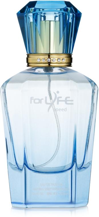 Unice For Life Speed - Парфюмированая вода