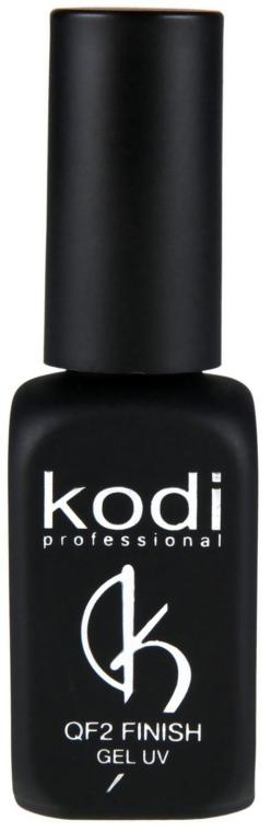 Фініш гель - Kodi Qf2 UV Finish Gel — фото N1
