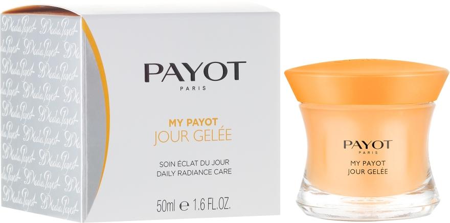 Желе энергетическое для сияния кожи - Payot My Payot Jour Gelle
