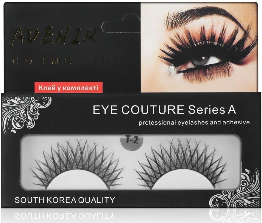 Накладные ресницы - Avenir Cosmetics Eye Couture
