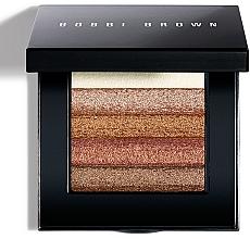Духи, Парфюмерия, косметика Румяна для лица компактные, придающие сияние - Bobbi Brown Shimmer Brick Compact