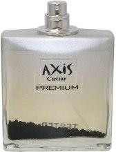 Духи, Парфюмерия, косметика Axis Caviar Premium - Туалетная вода (тестер без крышечки)