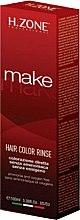 Духи, Парфюмерия, косметика Краска для волос - H.Zone Make Up Hair Color Rinse