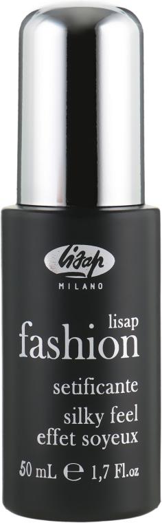 Силиконовые капли для волос - Lisap Fashion Setificante