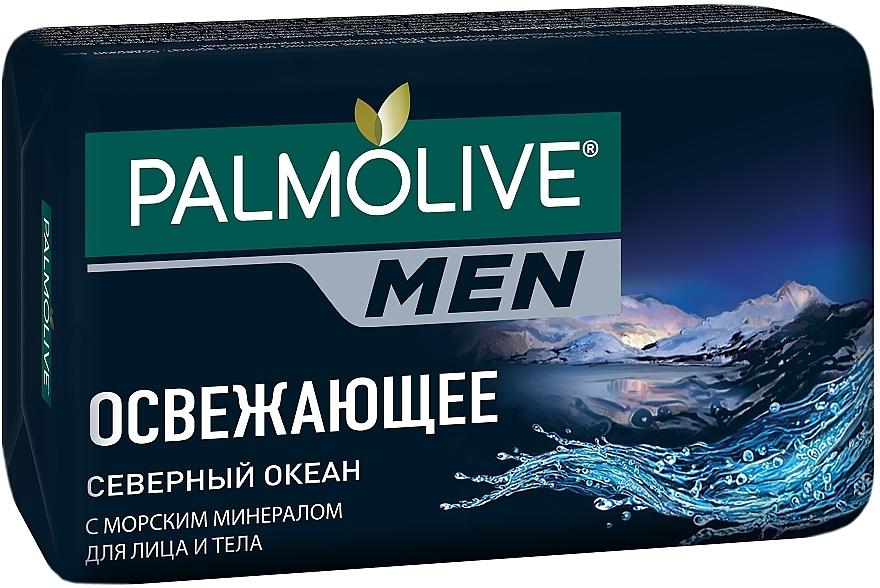 """Твердое мыло для мужчин освежающее """"Северный океан"""" - Palmolive Man"""