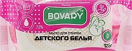Духи, Парфюмерия, косметика Мыло для стирки детского белья - Мыловаренные традиции Bovary