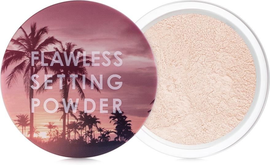 Финишная рассыпчатая пудра - Focallure Setting Powder