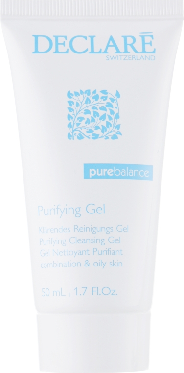 Гель для умывания - Declare Purifying Cleansing Gel