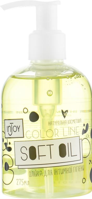 Масло для интимной гигиены - InJoy Care Line Soft Oil