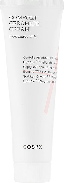 Успокаивающий крем для лица с церамидами - Cosrx Balancium Comfort Ceramide Cream
