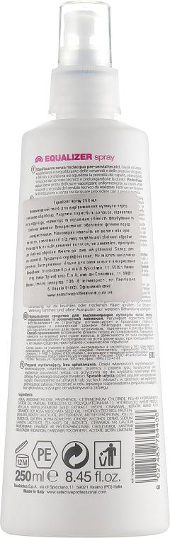 Спрей для выравнивания кутикулы - Selective Professional On Care Equalizer Spray — фото N2