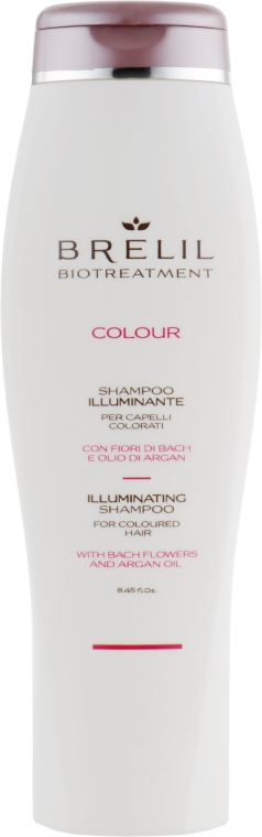 Шампунь для окрашенных волос - Brelil Bio Treatment Colour Shampoo