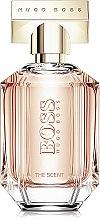 Духи, Парфюмерия, косметика Hugo Boss The Scent For Her - Парфюмированная вода (тестер с крышечкой)
