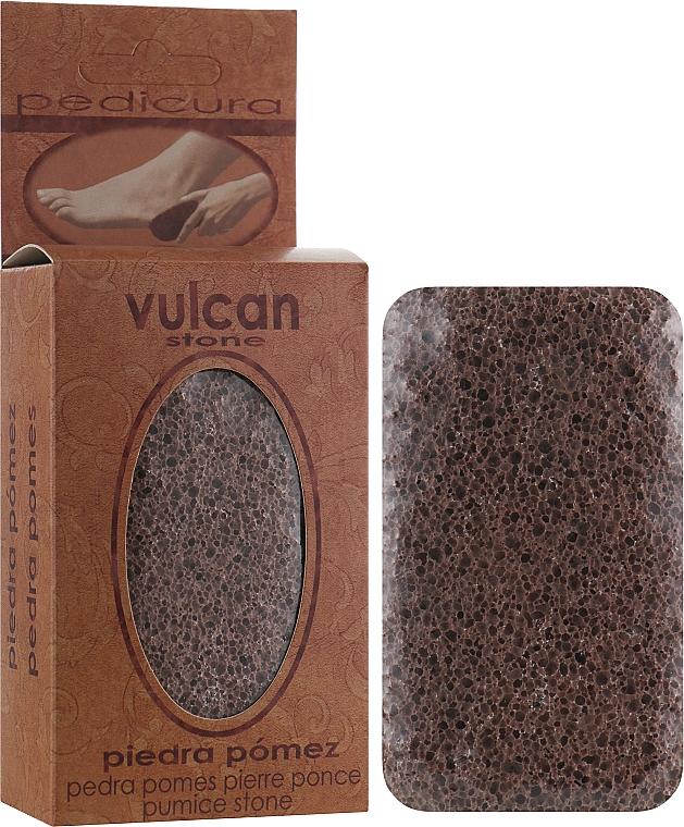 Пемза, 98x58x37мм - Vulcan Pumice Stone Terracotta Brown