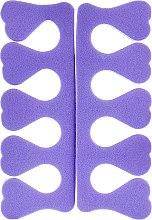 Духи, Парфюмерия, косметика Разделитель пальцев, фиолетовый - Canni